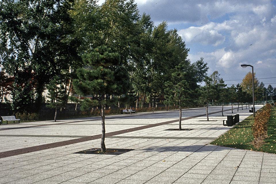 作品:公園/JECA